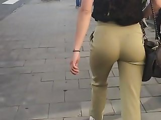 salope brussel jiggle ass french