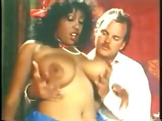 BBW black and Big Tits Fortune Teller Fucked Vintage