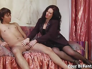 I love it when you massage my prostate