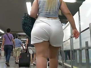 Spanish MILF PAWG from GLUTEUS DIVINUS