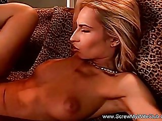 Absolutely Perfect Blonde Swinger Sex With Total Stranger