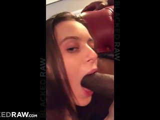 BLACKEDRAW Wife likes his big black cock a little too much