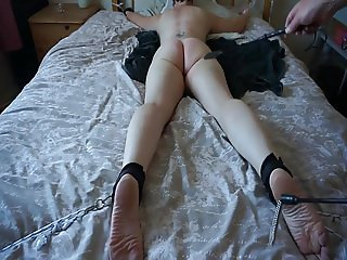 mature 46yr old slut tied and whipped