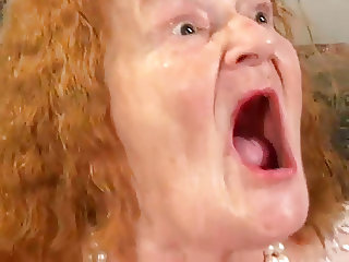 Granny Wants Young Cock