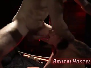 Bdsm fisting gangbang Excited youthfull