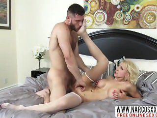 Frank Aunt Alix Lynx In Stockings Wants Fast Sex