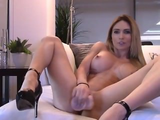 hot mature woman in hot heels webcam show