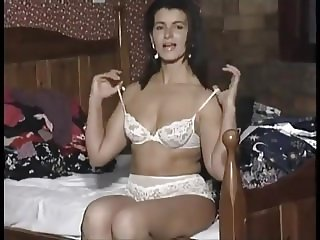 Vintage stockings mature -