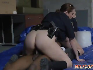 Big tit milf interracial xxx office