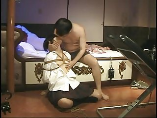 Japanese amateur sexual slave 6