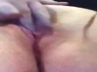 Teen masturbates and cums for daddy