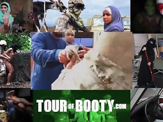 TOUR OF BOOTY - Military Troops Operation Roundup