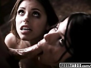 PURE TABOO Adriana Chechik Escapes Pyscho-Rough Sex Thriller