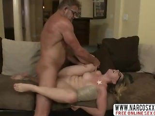 Punctual Not Aunt Kendra Lynn Gets Extreme Cock