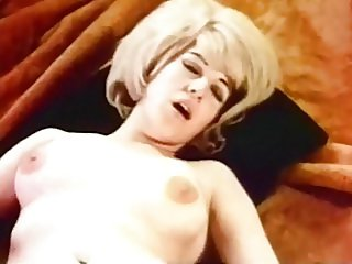 THE ONLY ONE - vintage 60's hairy mature striptease