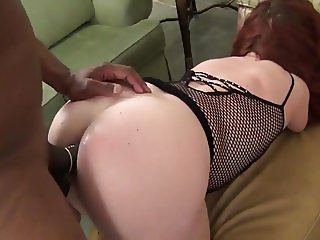 BBC Doctor Gives Redhead Anal