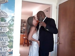 After Party Fucking of Milf and BBC