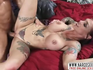 Common Step-Mother Anna Bell Peaks Likes Mega Sex