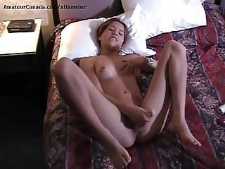 Young Native Indian amateur masturbates wet pussy