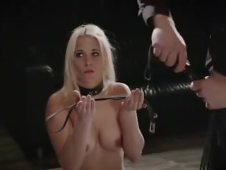 Two Blonde Slaves