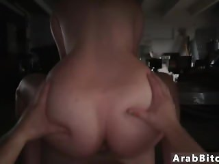 Arab first time anal Aamir's Delivery