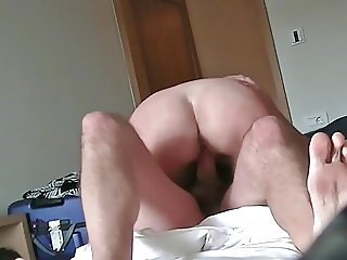 Sina Bubble Butt, spanked, riding, creampied