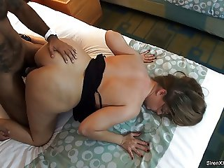 Cuckold Wife Fucking Stranger in Hotel