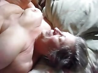 Grandma takes BBC for Grandpa