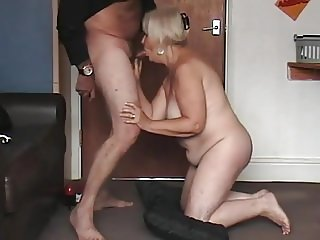 Naked Dance and BJ