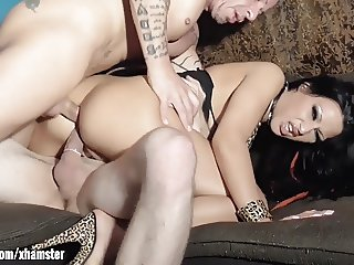 Big7 double penetration and ass fucking JackyLawless