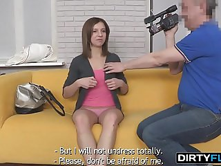 Dirty Flix - Alina - Another fresh pussy for porn