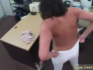 Solo male big Customer's Wife Wants The D!