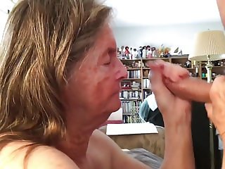 Grandma gets her tasty reward