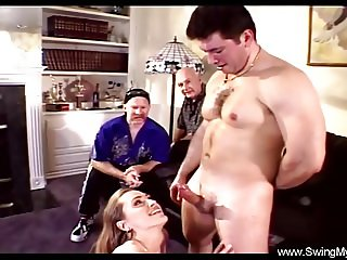 Husbands Commands Wife To Swing
