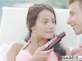 Babes - Elegant Anal - Czech Mates starring Jason and Lexi D