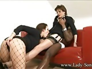 Lady Sonia shares BBC with friend