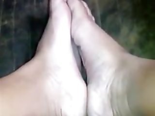 creamy filipina feet