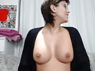 Teen girl french webcam