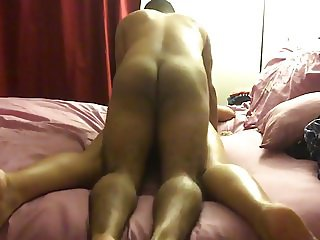 Big ass latin wife face down fucked