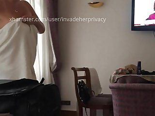 Big Breasted Mature Wife Hidden Captures 4