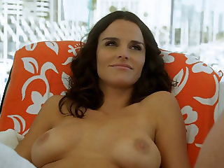 Ana Alexander Nude Busty Boobs In Chemistry ScandalPlanetCom