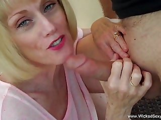 Happy To Be The Horny GILF