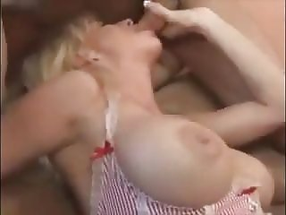 Mature squirting and fucking in many sex positions