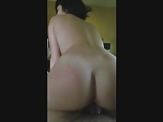 Korean rides with buttplug