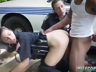 Big tit mexican milf I will catch any perp