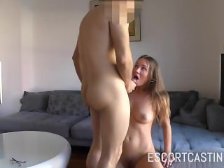 Escort Casting Friendly Dutch Girl Turns Into Sex Machine Who Loves Doggy