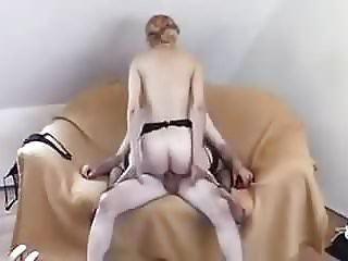 Housewife blows her husband