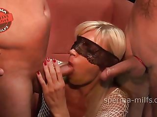 Tons Of Cum For Kinky Sperma-Milfs - Compilation 4