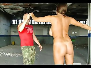 Busty Natural Milf Outdoor Fuck