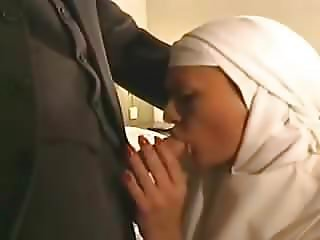 nun blow job